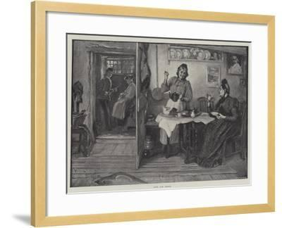 Love and Gossip-Davidson Knowles-Framed Giclee Print