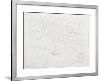 C.1916-Daniel Oliver-Framed Giclee Print