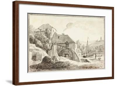 Ford Mill-Coplestone Warre Bampfylde-Framed Giclee Print