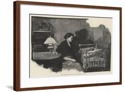 Fleet-Footed Hester-David Hardy-Framed Giclee Print