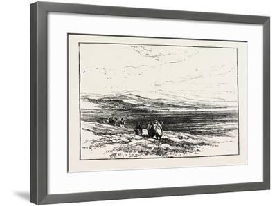 A Scotch Moor-Edmund Morison Wimperis-Framed Giclee Print