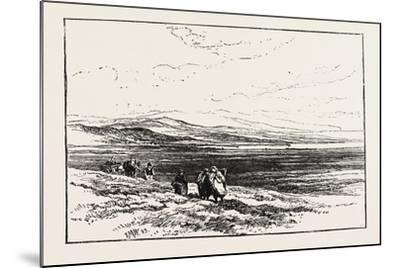 A Scotch Moor-Edmund Morison Wimperis-Mounted Giclee Print