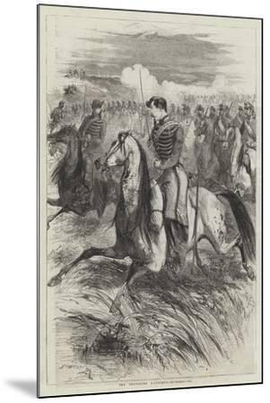 The Chasseurs D'Afrique-Edmond Morin-Mounted Giclee Print