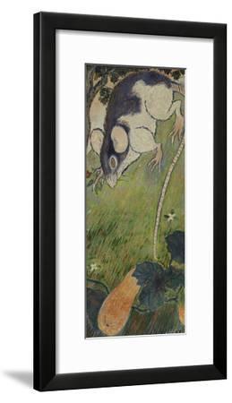 The Rat-Felix Pissarro-Framed Giclee Print