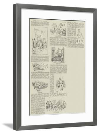 Tommy Atkins in Hospital-Evelyn Stuart Hardy-Framed Giclee Print