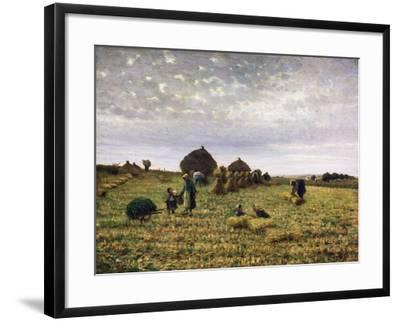 Harvest-Federico Rossano-Framed Giclee Print