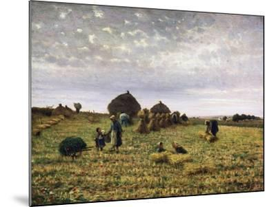 Harvest-Federico Rossano-Mounted Giclee Print