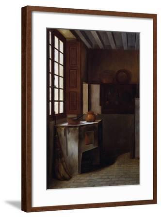 Kitchen Interior-Emma Trimolet-Framed Giclee Print