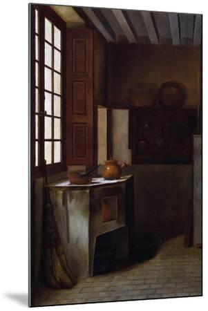 Kitchen Interior-Emma Trimolet-Mounted Giclee Print