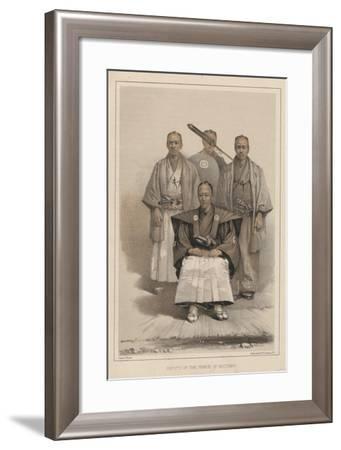 Deputy of the Prince of Matsmay, 1885-Eliphalet Brown-Framed Giclee Print