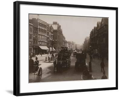 Holborn, London-Francis G. O. Stuart-Framed Photographic Print