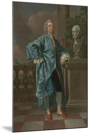 Dr Charles Chauncey, M.D. (1706-77) 1747-Francis Hayman-Mounted Giclee Print