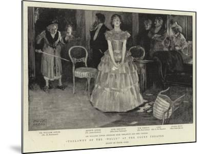 Trelawyn of the 'Wells' at the Court Theatre-Frank Craig-Mounted Giclee Print