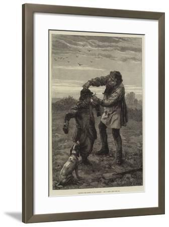 Holding the Mirror Up to Nature-Frank Dadd-Framed Giclee Print