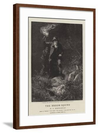 The Broom-Squire-Frank Dadd-Framed Giclee Print