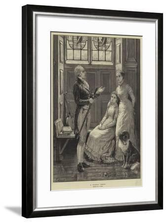 A Family Relic-Frank Dadd-Framed Giclee Print