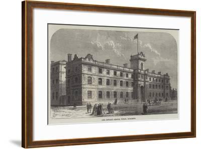 King Edward's Schools, Witley, Godalming-Frank Watkins-Framed Giclee Print