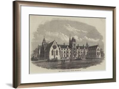 New Wesleyan College, Belfast-Frank Watkins-Framed Giclee Print