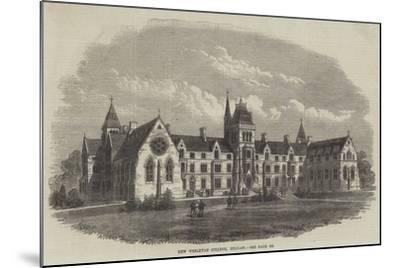 New Wesleyan College, Belfast-Frank Watkins-Mounted Giclee Print
