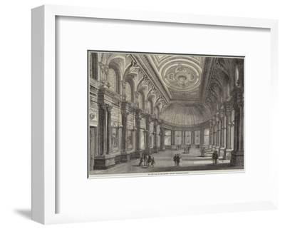 The New Hall of the Drapers' Company, Throgmorton-Street-Frank Watkins-Framed Giclee Print
