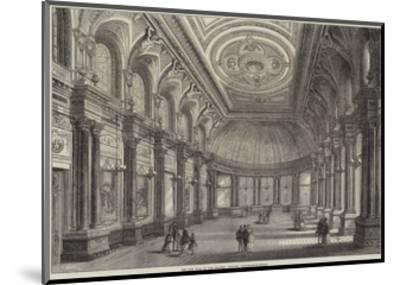 The New Hall of the Drapers' Company, Throgmorton-Street-Frank Watkins-Mounted Giclee Print