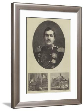 Russo-Turkish War-Frank Watkins-Framed Giclee Print