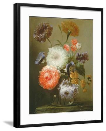 Still Life of Flowers, 1699-Franz Werner Tamm-Framed Giclee Print