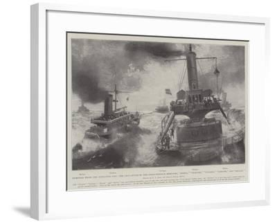 Removed from the Effective List-Fred T. Jane-Framed Giclee Print
