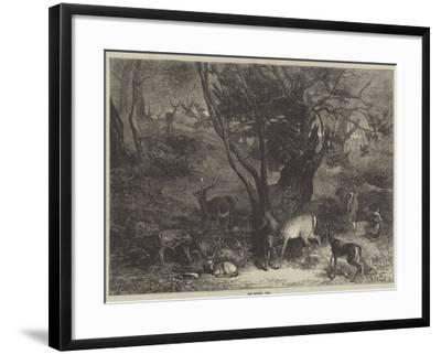 The Months, July-George Bouverie Goddard-Framed Giclee Print