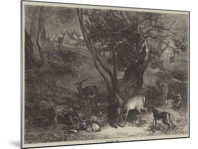 The Months, July-George Bouverie Goddard-Mounted Giclee Print