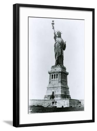 The Statue of Liberty-G.P. & Son Hall-Framed Photographic Print