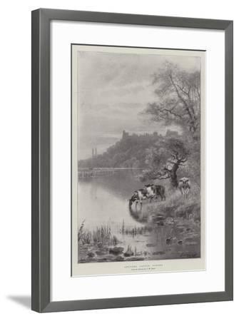 Arundel Castle, Sussex-Frederick William Hayes-Framed Giclee Print