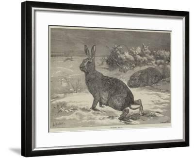 The Months, February-George Bouverie Goddard-Framed Giclee Print