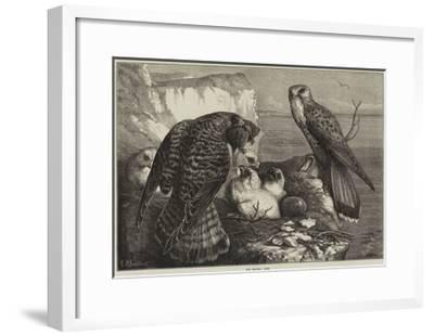 The Months, June-George Bouverie Goddard-Framed Giclee Print