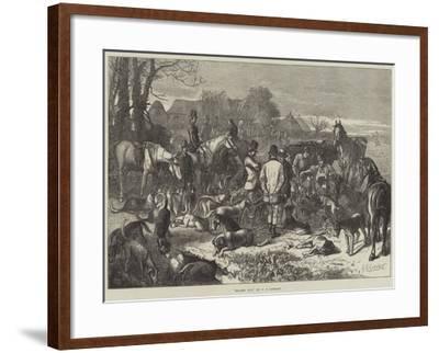 Digging Out-George Bouverie Goddard-Framed Giclee Print