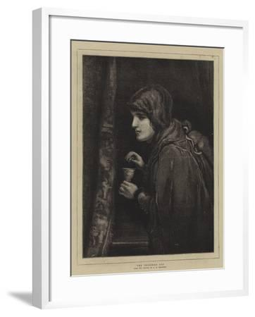 The Poisoned Cup-George Henry Boughton-Framed Giclee Print