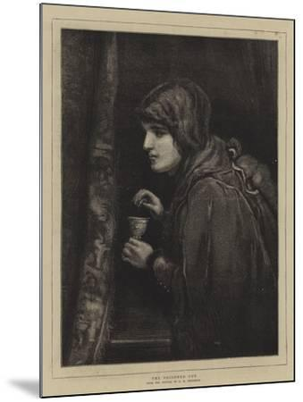The Poisoned Cup-George Henry Boughton-Mounted Giclee Print