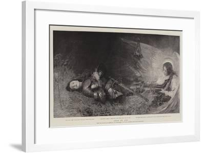 Joan of Arc-George William Joy-Framed Giclee Print