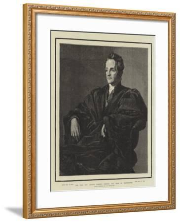 The Very Reverend Arthur Penrhyn Stanley, Dean of Westminster-George Frederick Watts-Framed Giclee Print