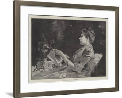 After the Ball-George L. Seymour-Framed Giclee Print