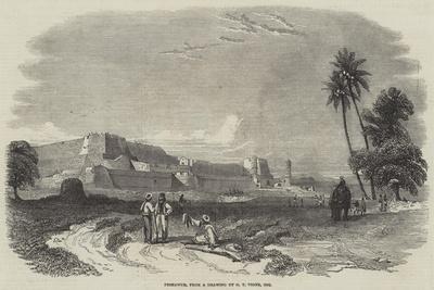 Peshawur-Godfrey Thomas Vigne-Framed Giclee Print