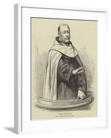 Father Hyacinthe-Godefroy Durand-Framed Giclee Print
