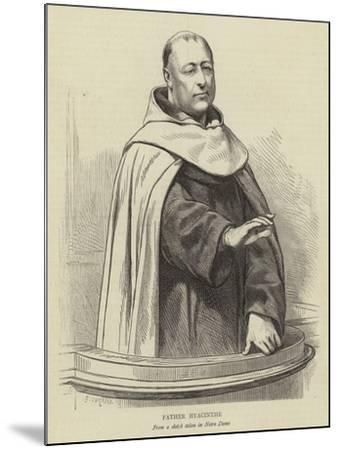 Father Hyacinthe-Godefroy Durand-Mounted Giclee Print