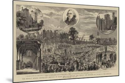 The Sunday School Centenary-Godefroy Durand-Mounted Giclee Print