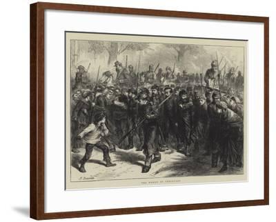 The Women of Versailles-Godefroy Durand-Framed Giclee Print