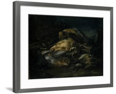 Dead Bird, 1664-Giovanni Benedetto Castiglione-Framed Giclee Print