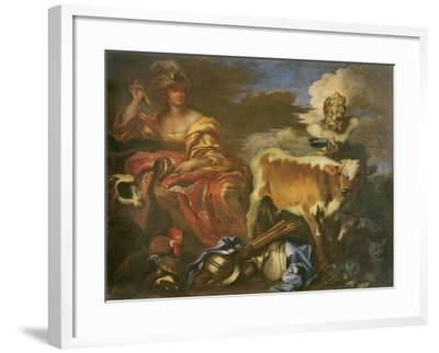 Circe, C.1653-Giovanni Benedetto Castiglione-Framed Giclee Print