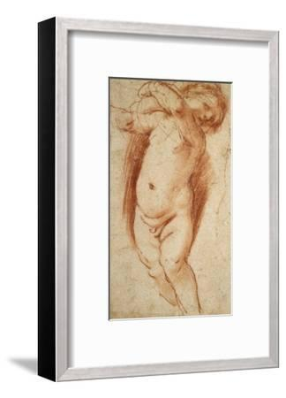 A Putto, 1620 - 1624-Guercino-Framed Giclee Print