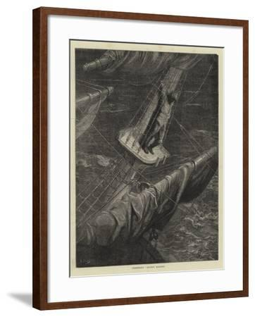 Coleridge's Ancient Mariner-Guido Bach-Framed Giclee Print