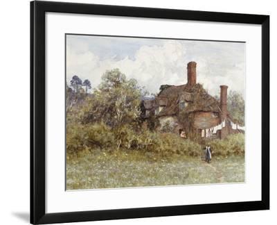 In the Spring-Helen Allingham-Framed Giclee Print